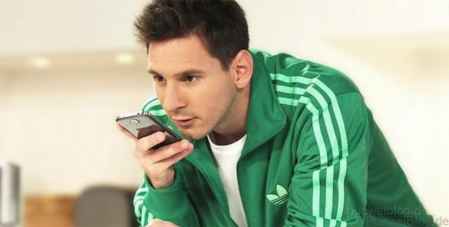 Huawei Messi