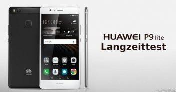 Huawei P9 Lite - Test