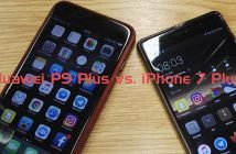 iPhone 7 Plus vs. Huawei P9 Plus - Vergleich