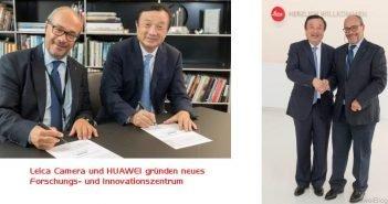 Leica Huawei Forschungszentrum