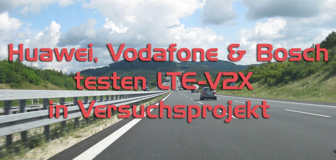 lte-v2x autobahn titelbild