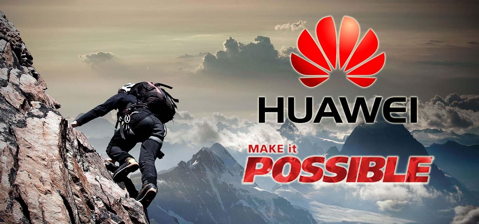 Huawei und ein erfolgreiches Jahr 2015