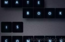 Matebook is coming
