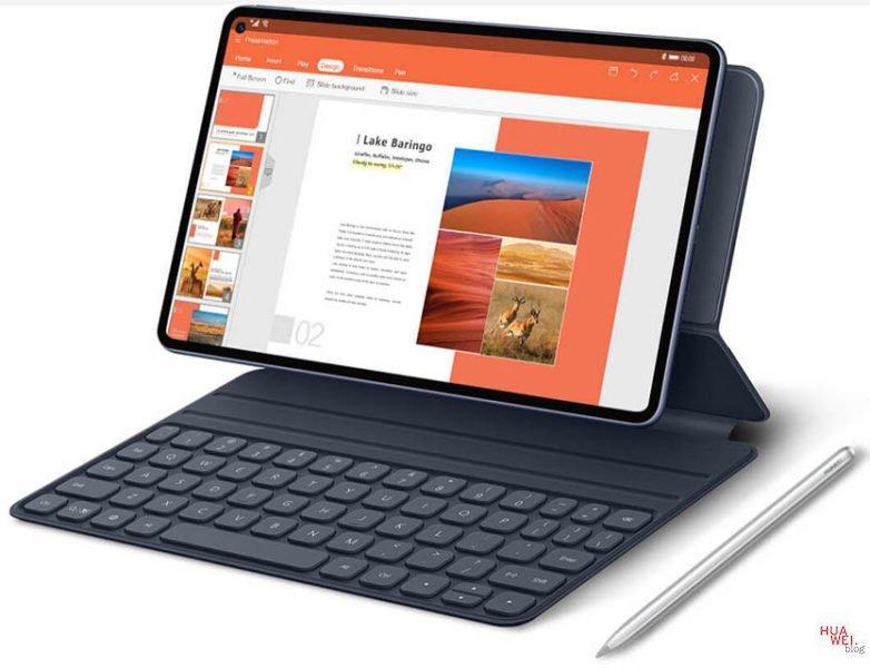 Das Huawei MatePad Pro kommt nach Deutschland 4