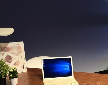 Huawei MateBook - Cartier