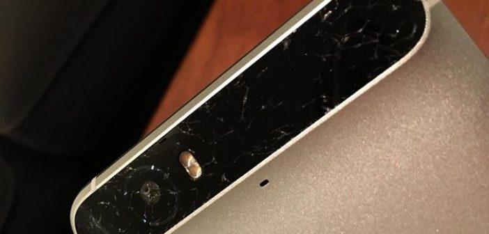 Nexus 6P Glas
