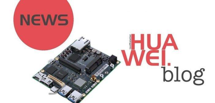 Huawei HiKey 970 Banner