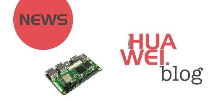 HiKey 960 Board mit Huawei Flaggschiff Chip
