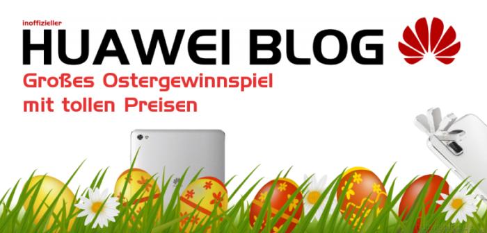 Huawei Ostergewinnspiel