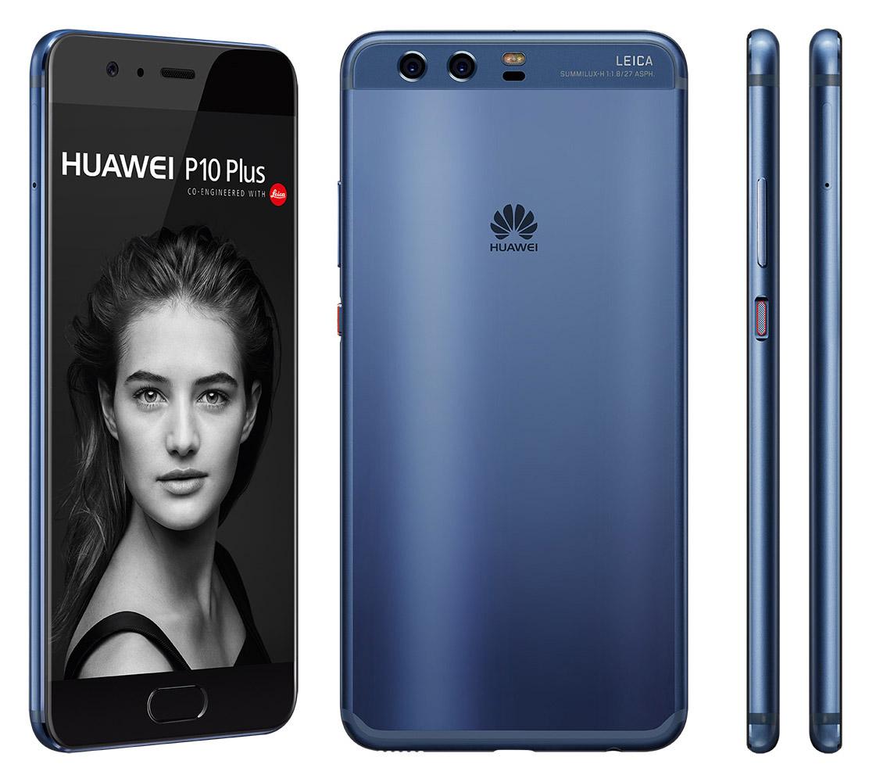 Huawei P10 Plus Blau