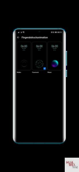 P30Pro mit EMUI 10.1 Update 4