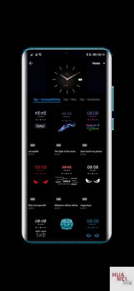 P30Pro mit EMUI 10.1 Update 3