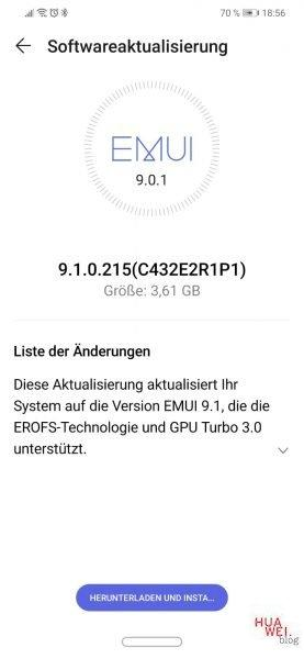psmartplus emui9.1