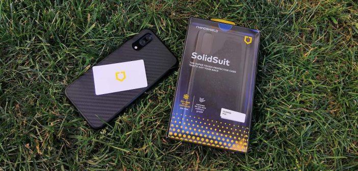 Huawei P20 RhinoShield Solid Suit Screenprotector