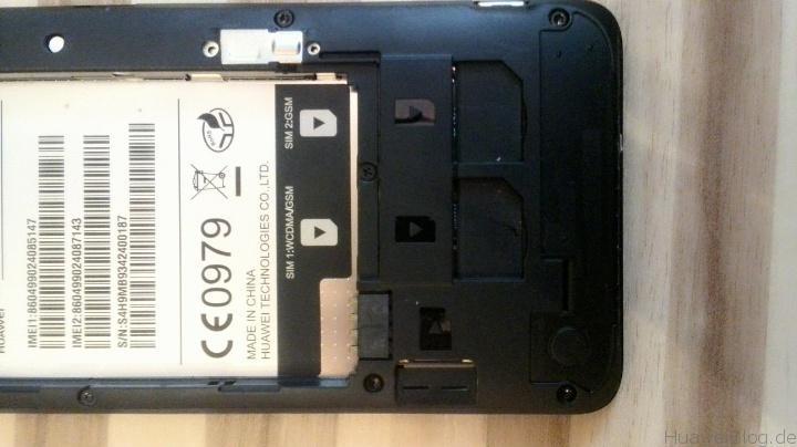 Huawei G525 - Test - Erfahrungsbericht
