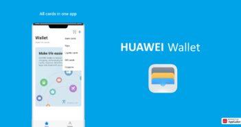 HUAWEI Wallet Titelbild