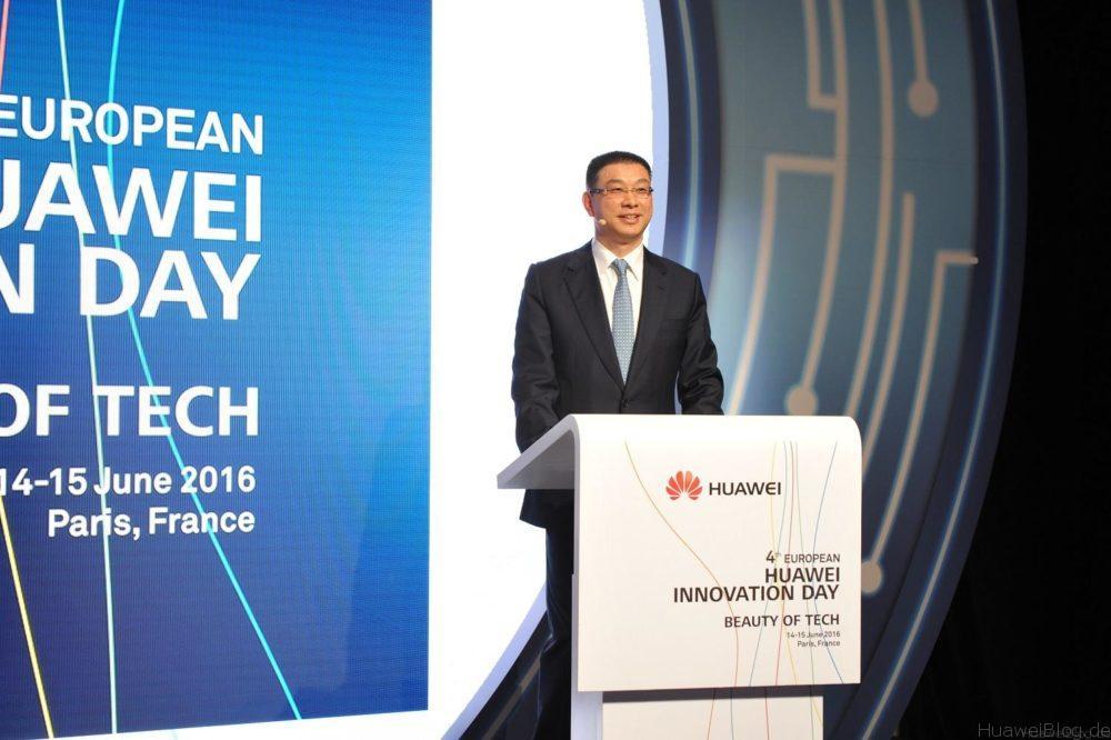 William Xu, Huawei
