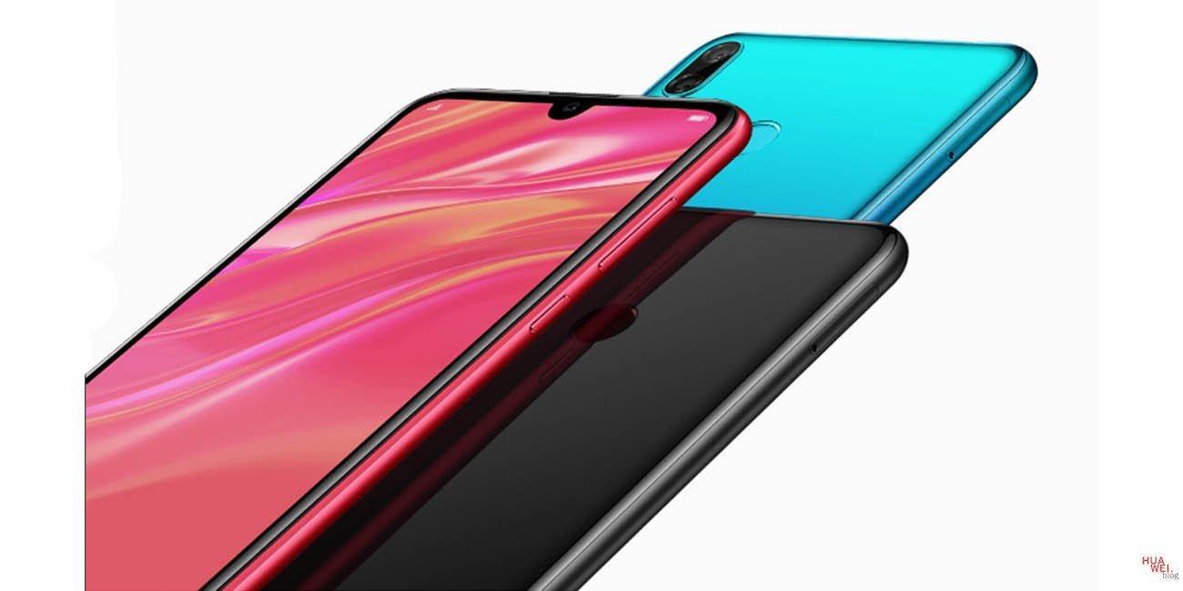 Das Huawei Y7 2019 Im Test Das Gerät Für Die Kleine