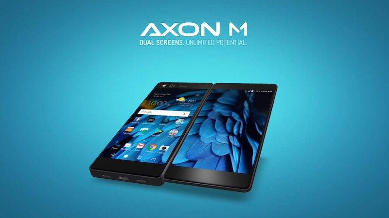 ZTE Axon M